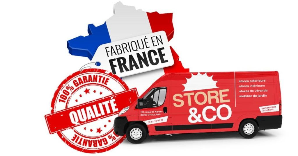 STORE AND CO camion sav qualité pro
